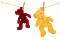 Мягкие игрушки – любимые зверушки. Как за ними ухаживать?