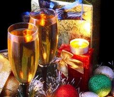 Новый год с любимым: сказка для двоих