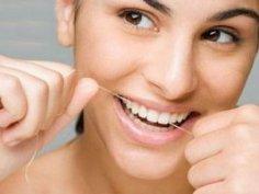 Как правильно выбрать зубную нить?