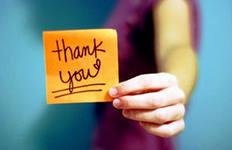 Всемирный день «спасибо». В  чем волшебство этого слова?