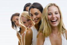 9 основных категорий женщин