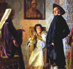Как Петр I взял на себя функции кутюрье и стал переодевать россиян в европейские одежды?