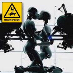 Секс-машины будущего подомнут под себя человечество
