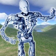 Роботы распустили руки