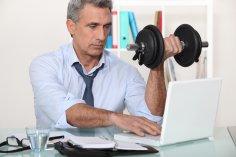 10 способов вести здоровый образ жизни на работе