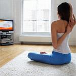 Подружиться с фитнесом… перед экраном телевизора!
