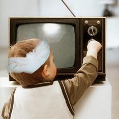 Для маленьких страдальцев телевизор лучше мамы