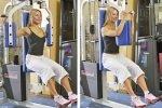 Простые упражнения для красивой груди