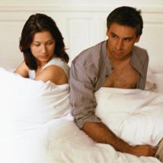 Мужская сексуальность наполовину увяла