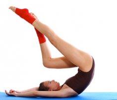 Йога для любительниц высоких каблуков