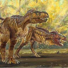 Недостаток секса убил динозавров