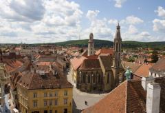 Какой город в Венгрии «самый средневековый»? Шопрон