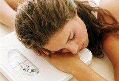 Как сбросить вес во сне