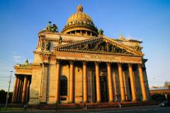 Откуда Петербург виден «как на ладони»? Исаакий и Смольный