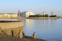 Откуда Петербург виден «как на ладони»? Невский и Стрелка