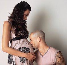 Роды в присутствии мужа: за и против
