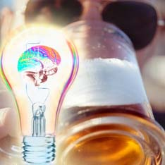 Алкоголь укрепляет память