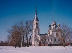 Почему вологодскую Сретенскую церковь называют «нарышкинской»? Вологодские достопримечательности