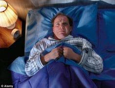 Причины бессонницы: не могу уснуть