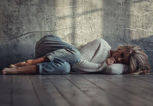 Любовный недуг приводит к полному саморазрушению личности