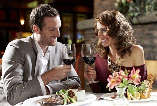 Готовимся к романтическому ужину... с продолжением