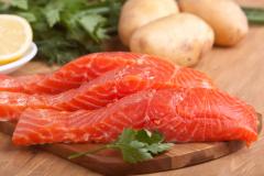Рыба, картофель и фантазия, или Как продолжить праздники?