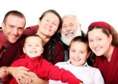 Что такое большая семья?