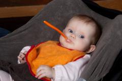 Прикорм для малышей в реальной жизни. Как его едят?