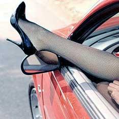 Секс за рулем оказался необычайно популярен