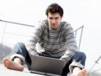 Мужчины на интернет-охоте