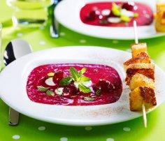 Холодные супы для жаркого лета
