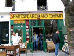 «Шекспир и Компания» (Shakespeare and Co). Что посетить в Париже?