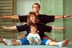 Мама, папа, я – идеальная семья