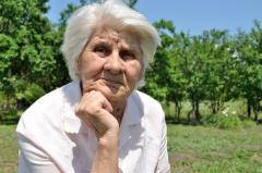 Здоровый, сытый и довольный пенсионер… Довольный чем?