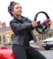 О девушках, как об автомобилях