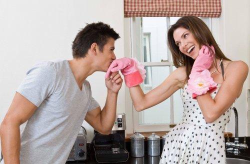Домохозяйка: как не наскучить мужу