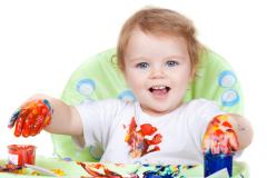 Чем занять непоседу? Игры для детей от года до двух