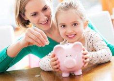 Разговоры с детьми о деньгах - это неотъемлемый элемент их воспитания