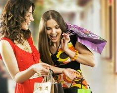 А вас не увлекает шопинг?