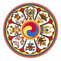 Тибетский фэн шуй - геомантия са Че