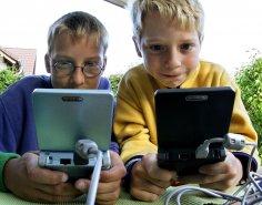 Во что играют наши дети