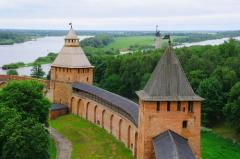 Почему древний Новгород был вольным городом?