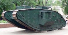 Кто придумал слово «танк»? Генерал Э. Свинтон