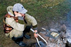 Что можно приготовить у рыбацкого костра?