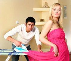 Зачем держать мужа под каблуком