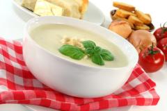 Как приготовить сырный суп? От простого к сложному