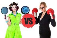 Карьеристки против домохозяек: кого выбирают мужчины