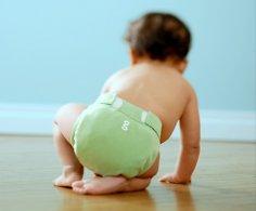 Одноразовый подгузник для детей: вред или польза?
