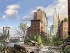 Города-призраки и опасности, подстерегающие в них