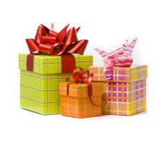 Лучший подарок - деньги? Размышлялки о подарках